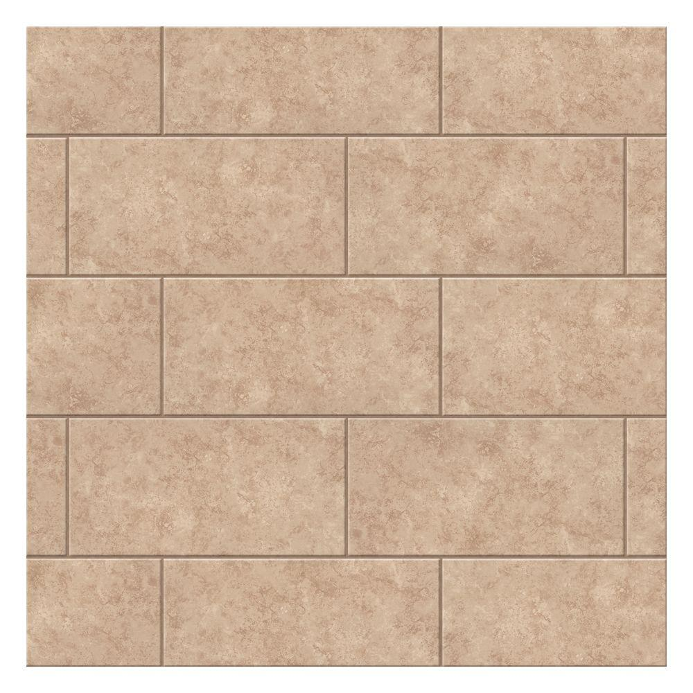 Daltile Catalina Canyon Noce 12 in. x 24 in. Glazed Porcelain Floor and Wall Tile (15.60 sq. ft. / case)