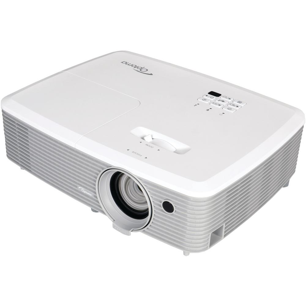 Optoma 1920p x 1080p Bright Presentation Projector with 4...