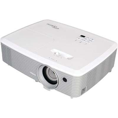 1920p x 1080p Bright Presentation Projector with 4000-Lumens