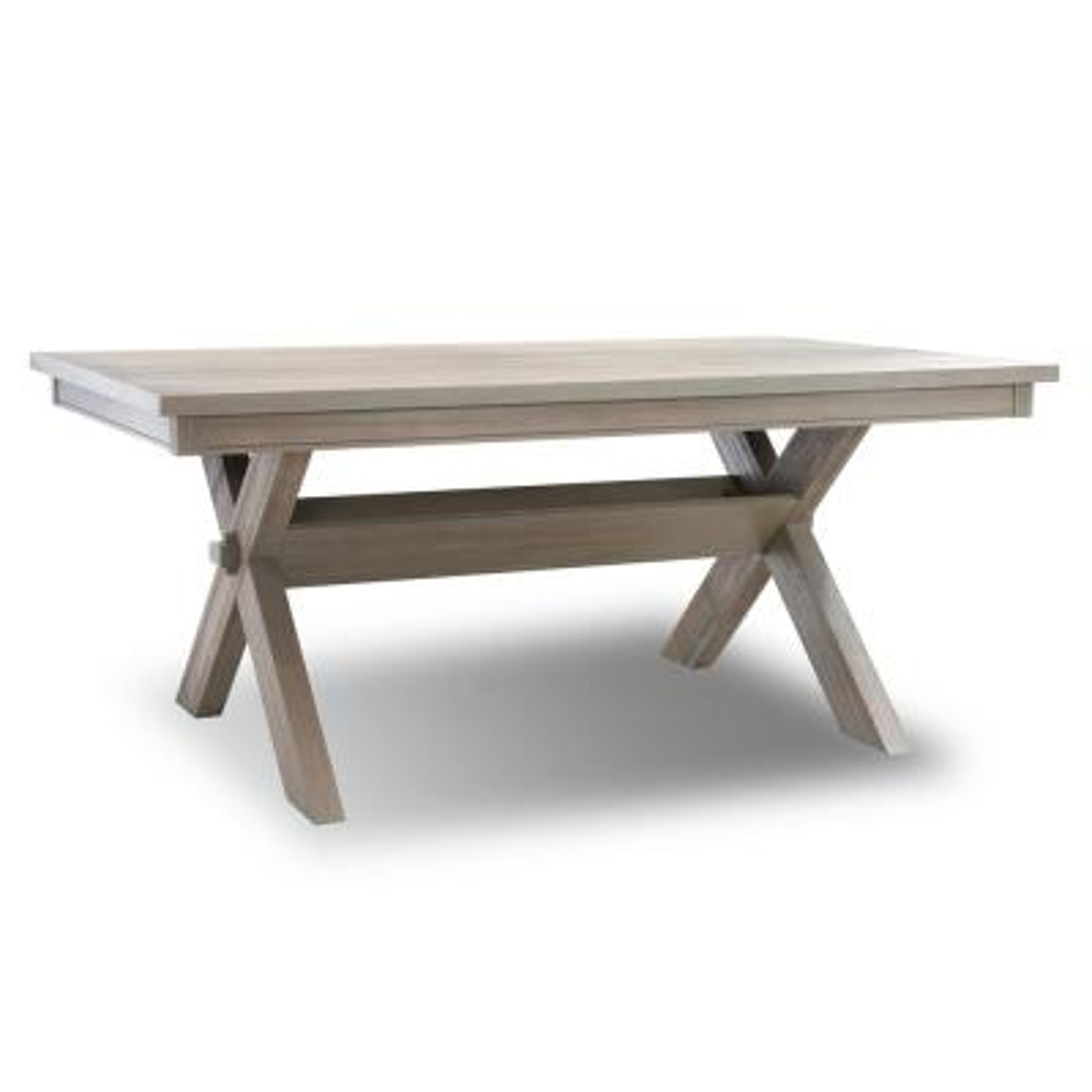 Bristow Warm Grey Dining Table