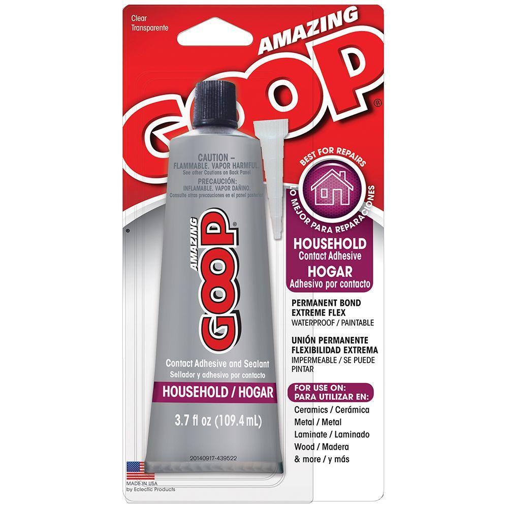 Amazing Goop 3.7 fl. oz. Household Contact Adhesive and Sealant