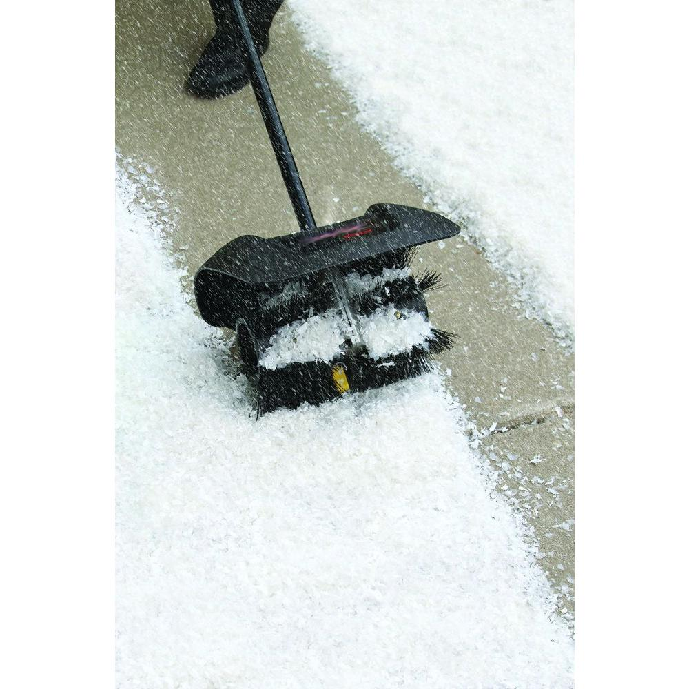 Trimmerplus Br720 Power Sweeper Snow Dirt Removal Broom 12