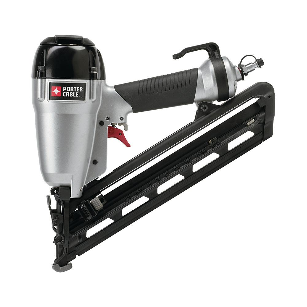 Porter-Cable 15-Gauge Pneumatic 2-1/2 in. Angled Nailer Kit