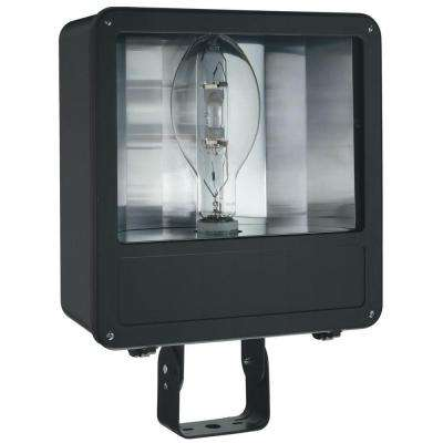 Outdoor 400-Watt Metal Halide Flood Light - Bronze