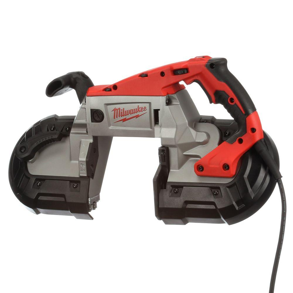 Milwaukee 11 amp deep cut variable speed band saw 6232 20 the home milwaukee 11 amp deep cut variable speed band saw 6232 20 the home depot greentooth