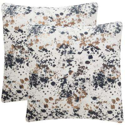 Bess Textures and Weaves Pillow (2-Pack)