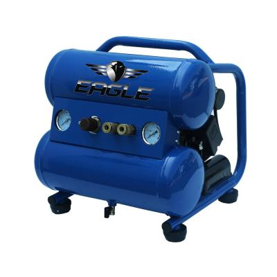 Silent Series, 1.5 HP, Electric, Oil Free Portable Air Compressor