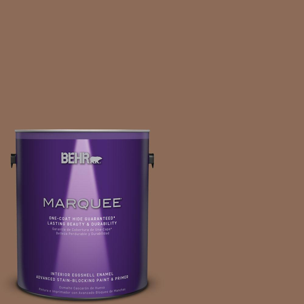 1 gal. #MQ2-43 Antiquities Eggshell Enamel One-Coat Hide Interior Paint and