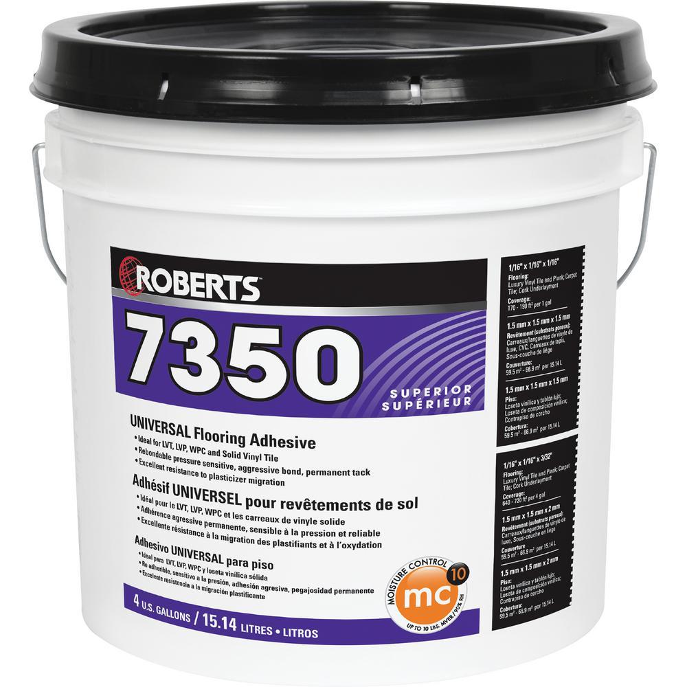 Roberts 4 Gal. Universal Flooring Adhesive