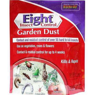 3 lbs. 8 Insect Control Garden Dust