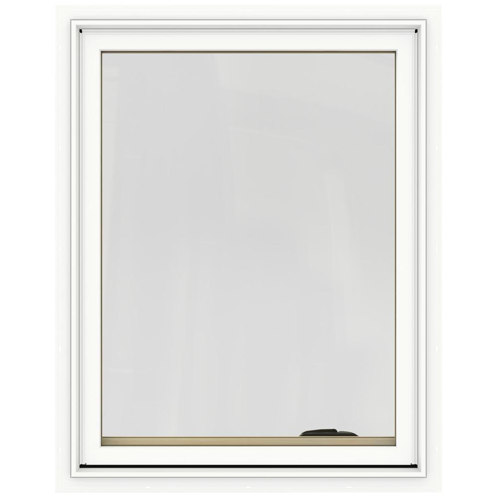 28.75 in. x 40.75 in. W-2500 Left-Hand Casement Wood Window