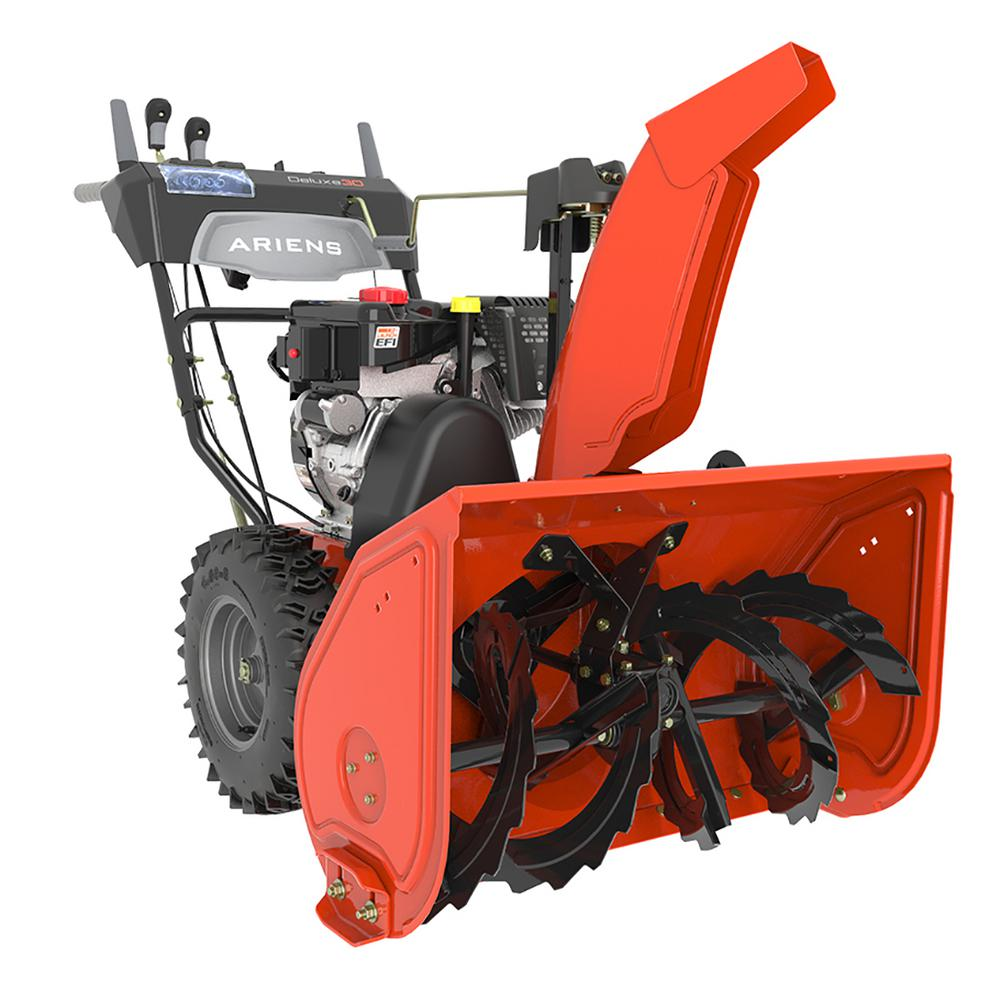 Snow Blowers Product : Ariens deluxe efi in stage electric start gas