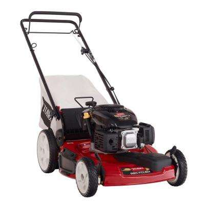 Refurbished Recycler 22 in. High and Front-Wheel Drive Variable Speed Gas Self Propelled Mower