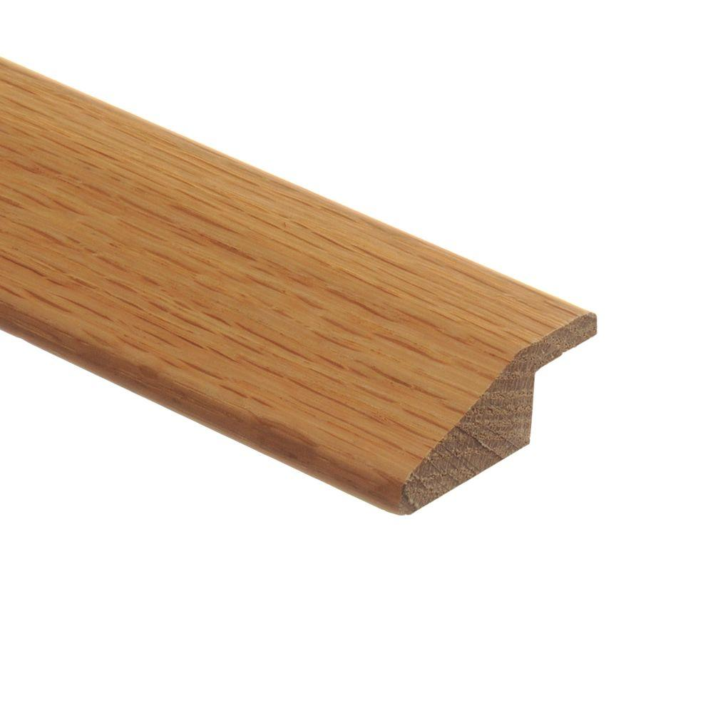 Red Oak Natural 3 8 In Thick X 1 4 Wide 94 Length Hardwood Multi Purpose Reducer Molding