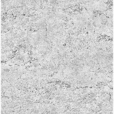 Grey Wallpaper Home Decor The Home Depot Extraordinary Grey Pattern Wallpaper