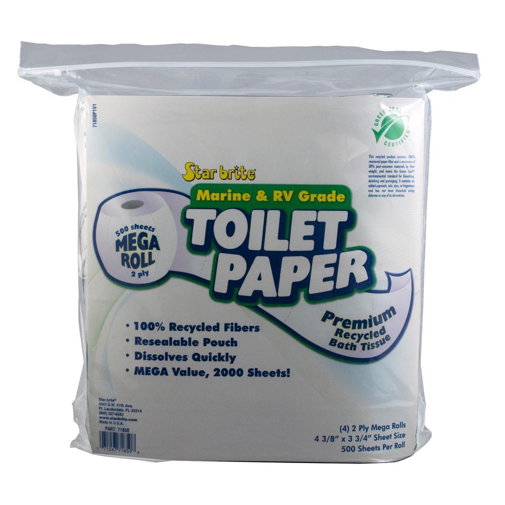 Marine and RV Toilet Tissue