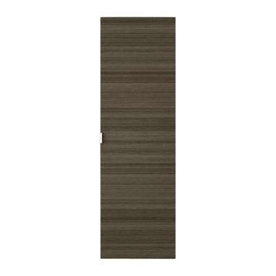 Textures Collection 15 in. W x 48 in. H x 13 in. D Bathroom Storage Wall Cabinet in Spring Blossom