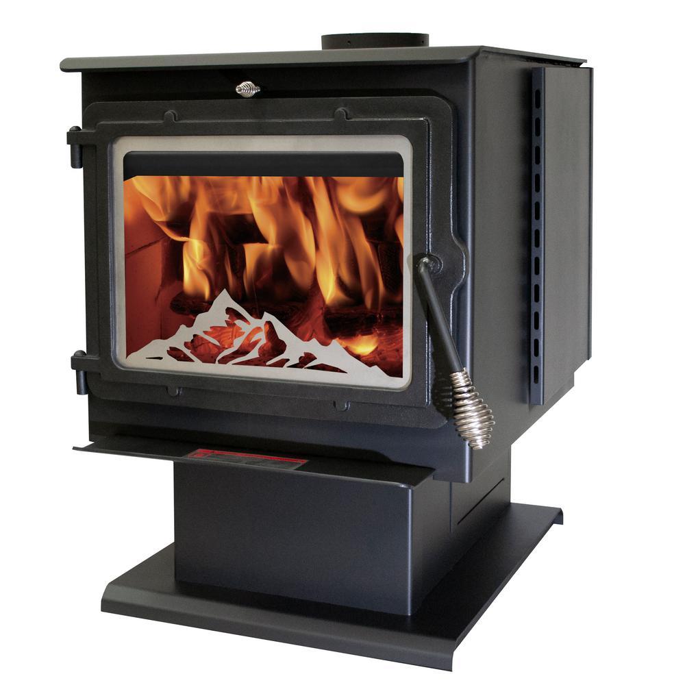 Englander 2 000 Sq Ft Epa Certified, Englander Wood Burning Fireplace Insert