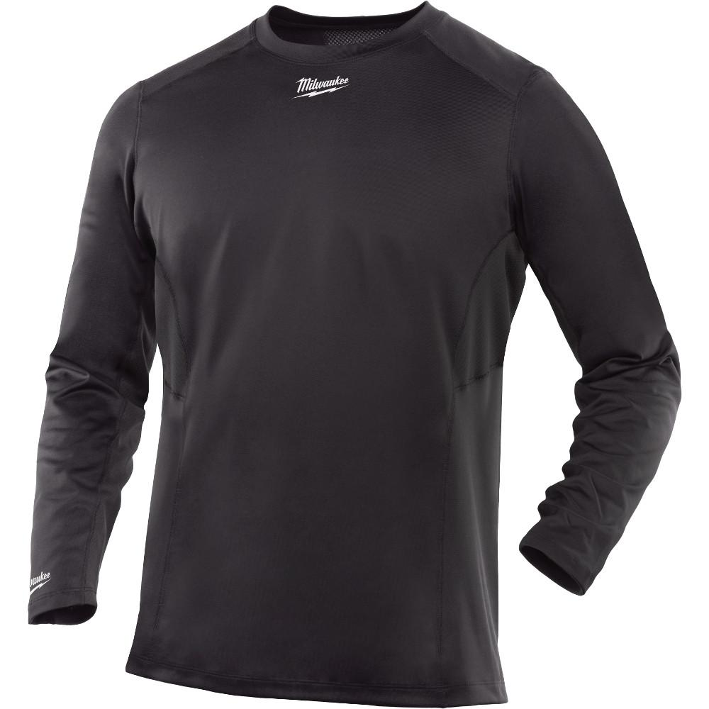 Milwaukee Men's Small WorkSkin Gray Cold Weather Base Layer