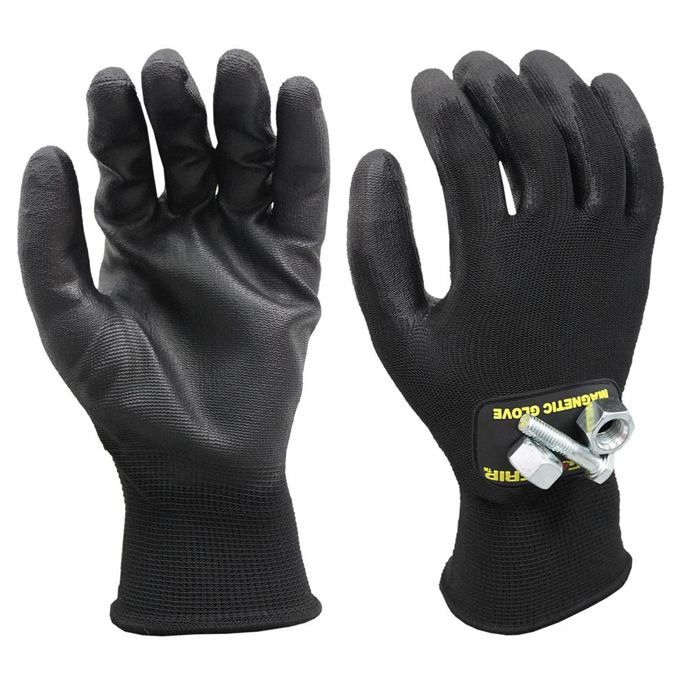Super Grip Large All Purpose Magnetic Gloves