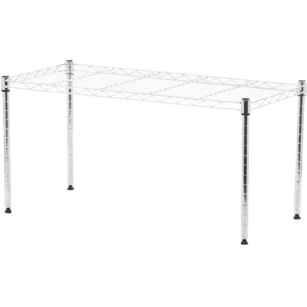 Supreme Shelving Collection 30 in. x 15 in. Supreme Wide Stacking