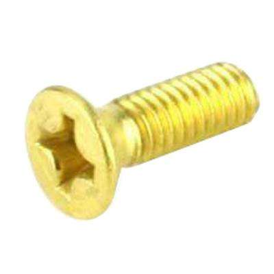 #10-24 x 3 in. Phillips Flat-Head Machine Screws (2-Pack)