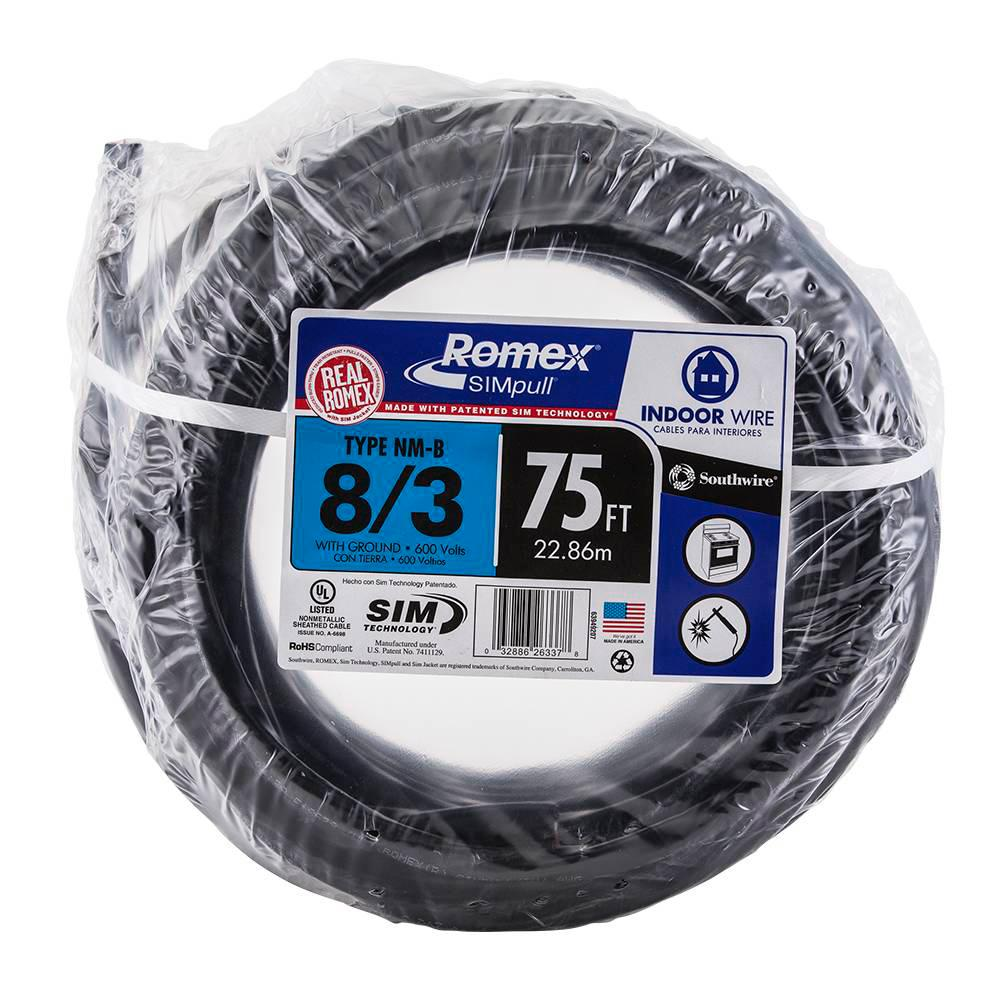 50 - NM-B - 14 - Building Wire - Wire - The Home Depot