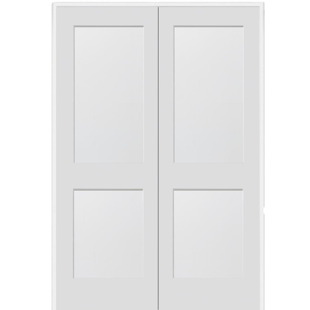 60 In X 80 2 Panel Flat Square Sticking Primed Composite