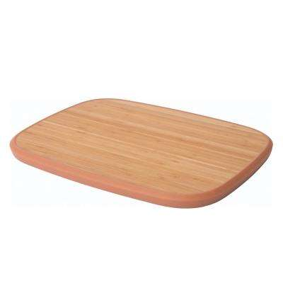 Leo Anti-Slip Bamboo Cutting Board- Large
