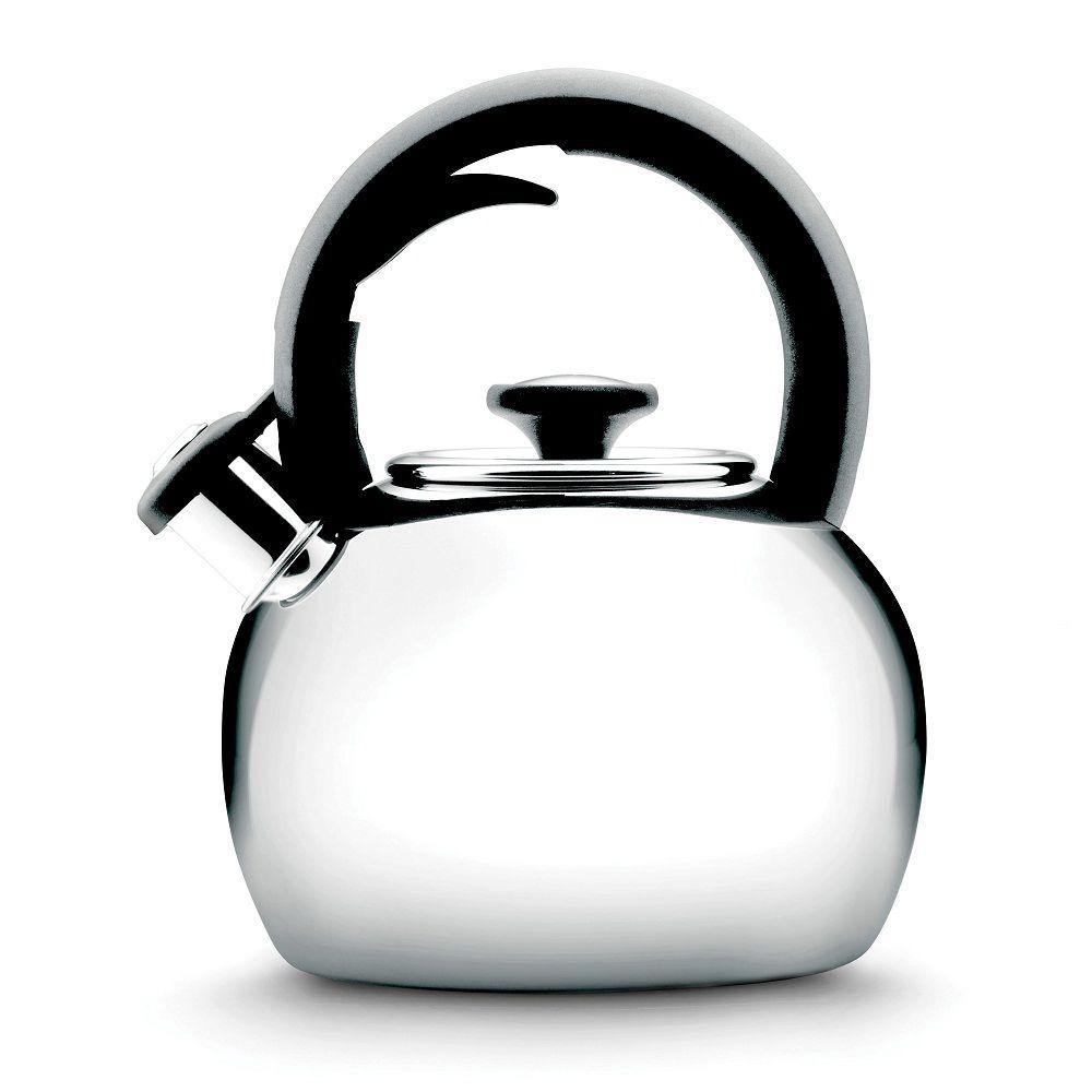 KitchenAid 2 qt. Globe Tea kettle in Stainless Steel-DISCONTINUED
