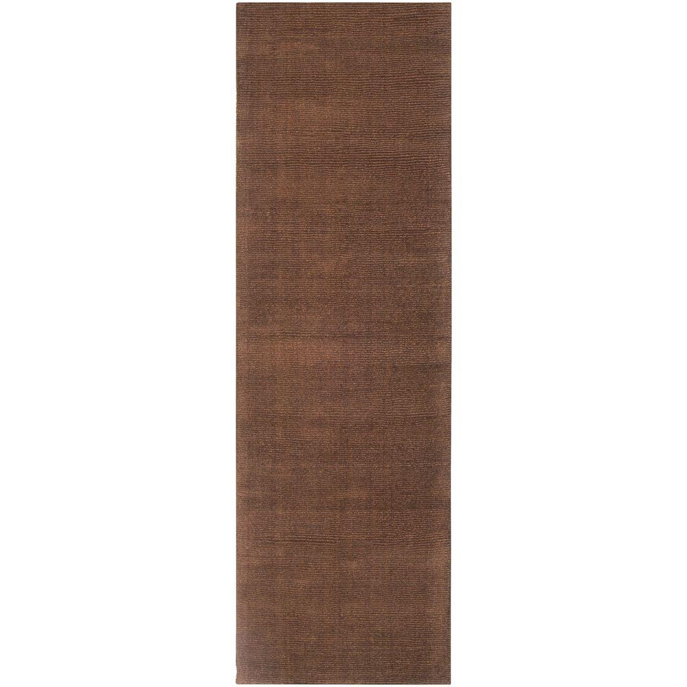 Falmouth Mocha 2 ft. 6 in. x 8 ft. Indoor Rug