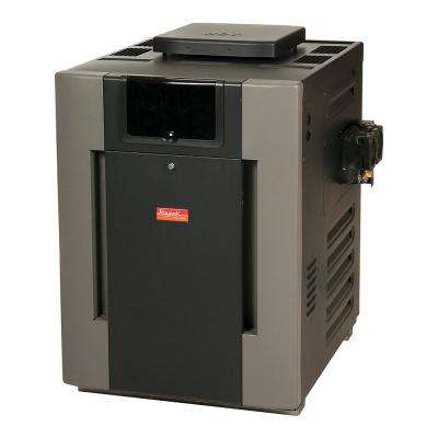 207,000 BTU Digital Low NOx Natural Gas Pool and Spa Heater