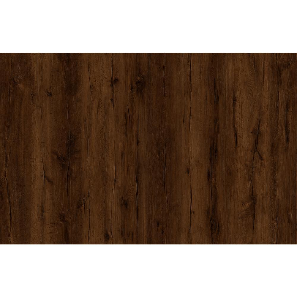 12 mm Hayes River Oak 5 in. x 7 in. Laminate Flooring - Take Home Sample