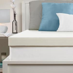 Sealy 3 In King Memory Foam Mattress Topper F02 00050 Kg0 The
