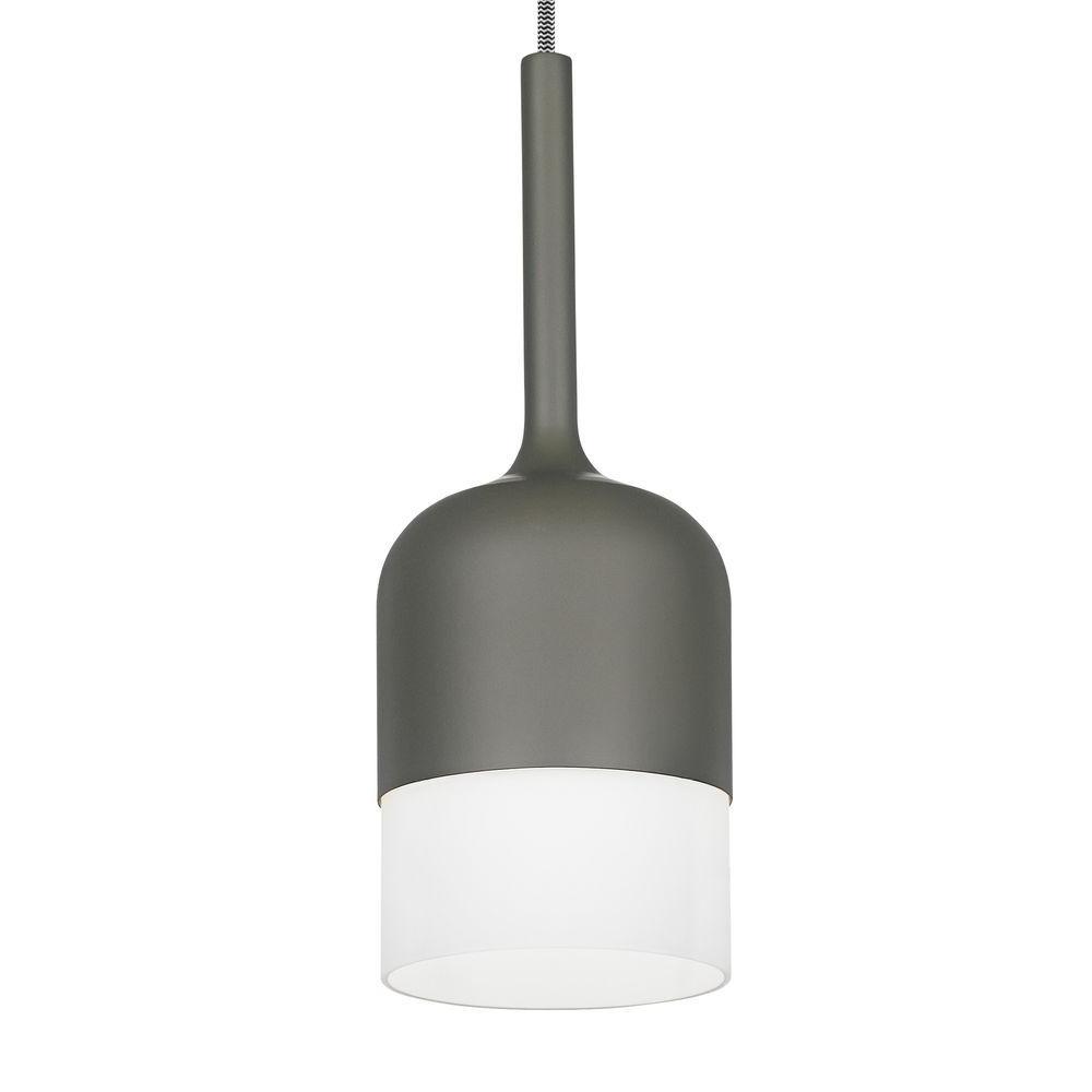 Mezzo 1-Light White Line-Voltage Pendant