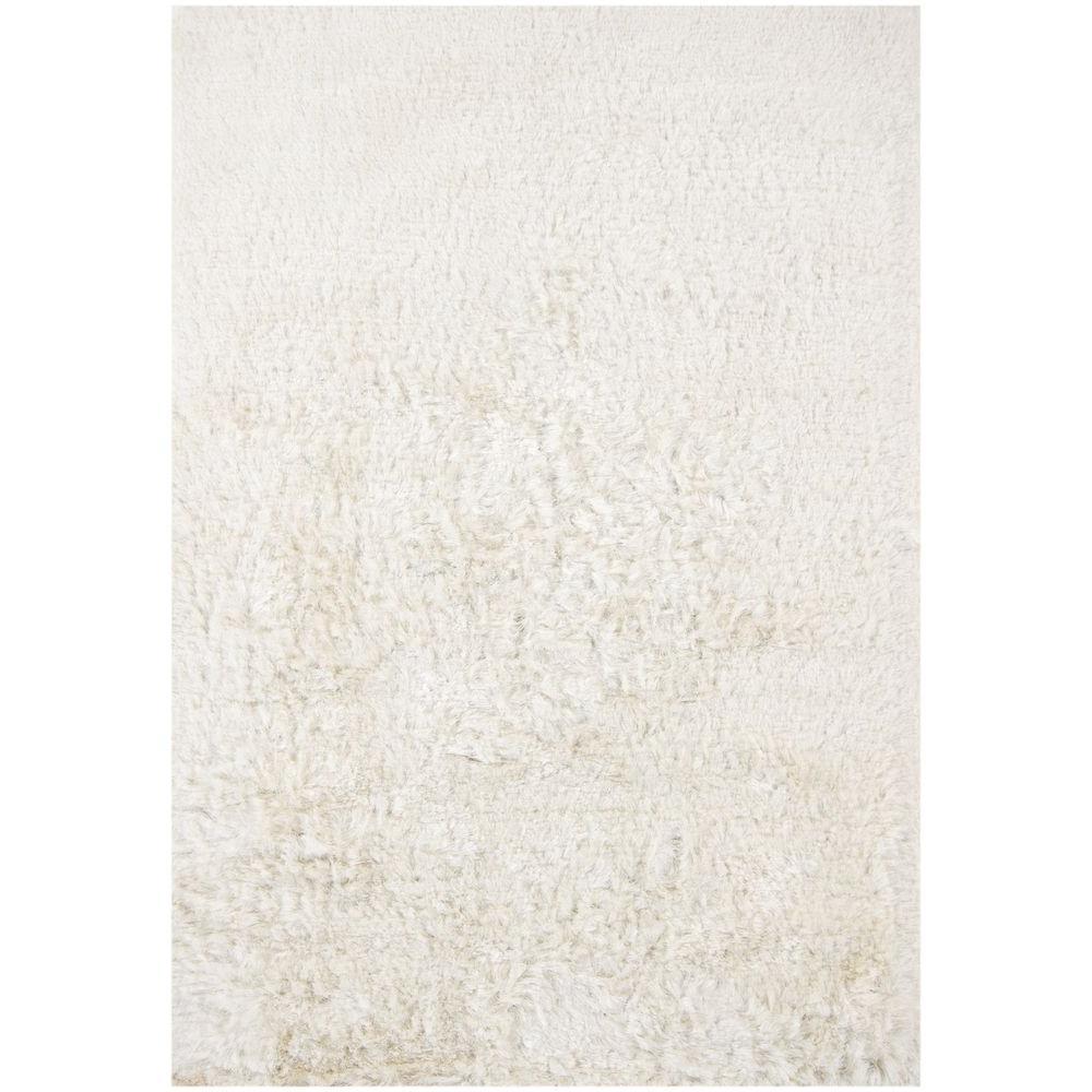 Naya White 5 ft. x 7 ft. 6 in. Indoor Area Rug