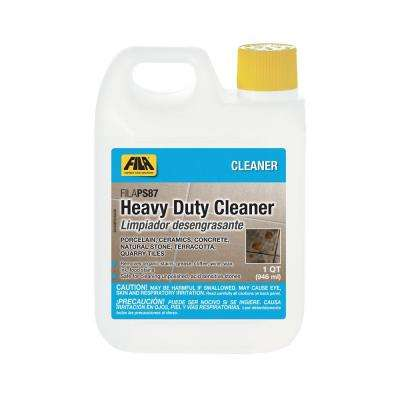 PS87 1 Qt. Hard Surface Floor Cleaner