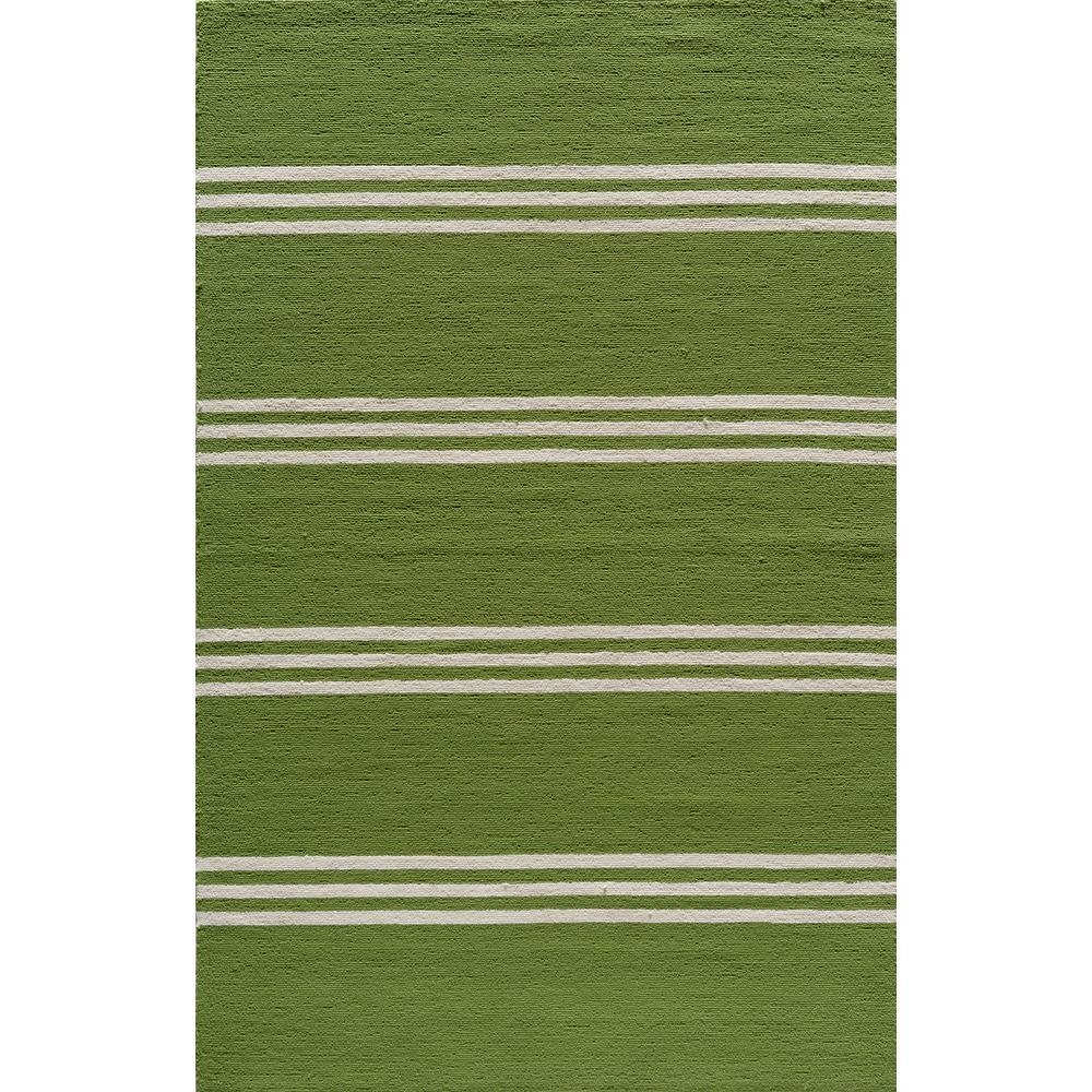 mohawk home avenue stripe 5 ft. x 8 ft. indoor/outdoor printed