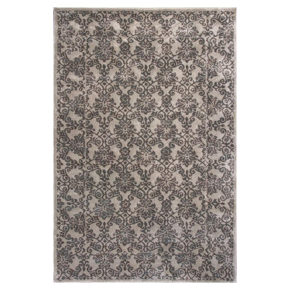 Silver Tranquility 2 ft. 2 in. x 3 ft. 3 in.
