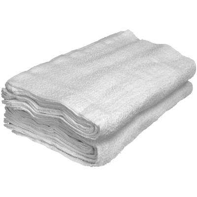 14 in. x 14 in. Terry Towels (50-Box)