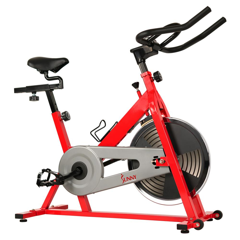 Sunny Health & Fitness Indoor Cycling Bike-SF-B1001 - The