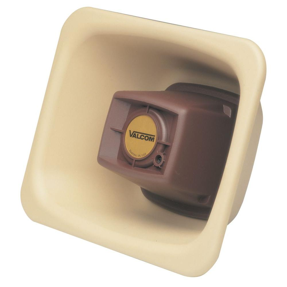 Valcom 1-Way FlexHorn - Beige