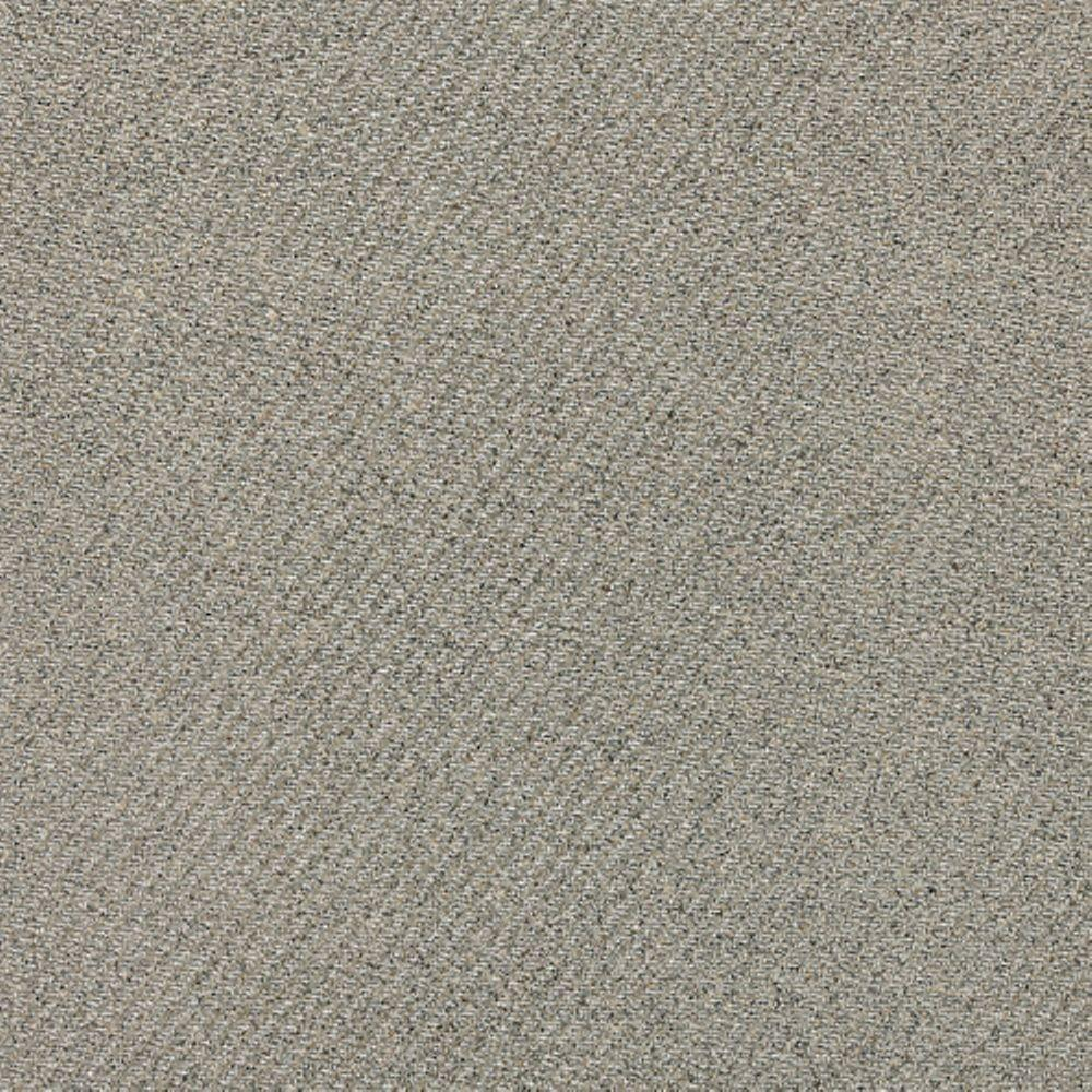 Daltile Identity Metro Taupe Fabric 12 in. x 12 in. Porcelain Floor and Wall Tile (11.62 sq. ft. / case)