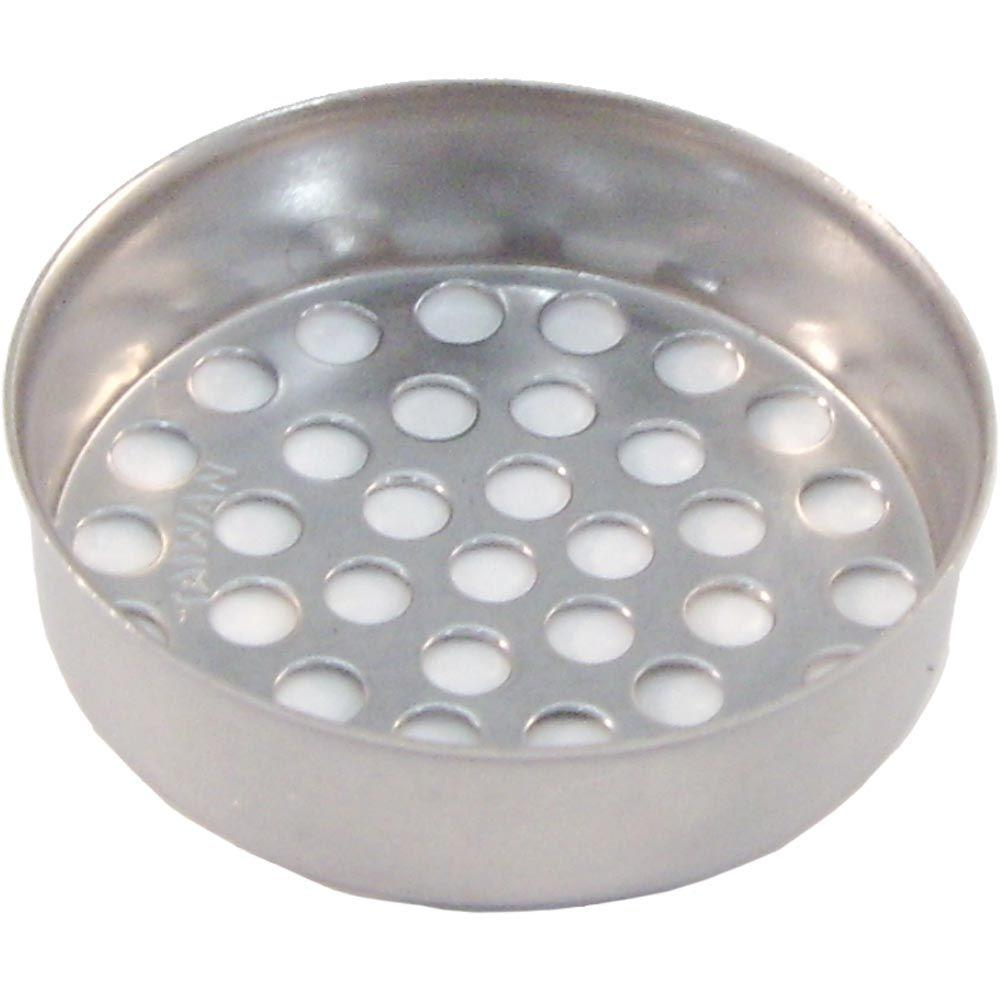 1-3/8 in. Metal Drain Basket Strainer-58200 - The Home Depot
