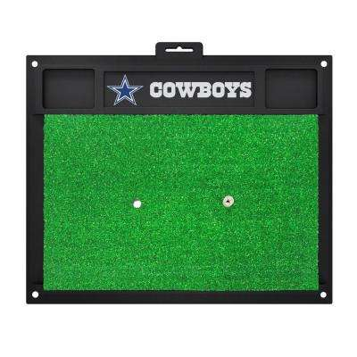 NFL Dallas Cowboys 17 in. x 20 in. Golf Hitting Mat