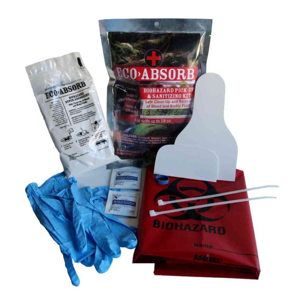 Bio Hazard Kit (7-Pack)