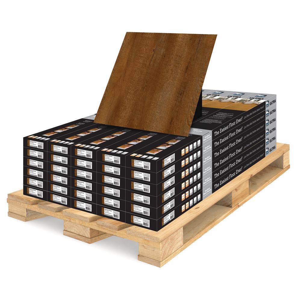 Allure 7-1/2 in. x 48 in. x 5 mm Sawcut Arizona Resilient Vinyl Plank Flooring (594 sq. ft. / pallet)