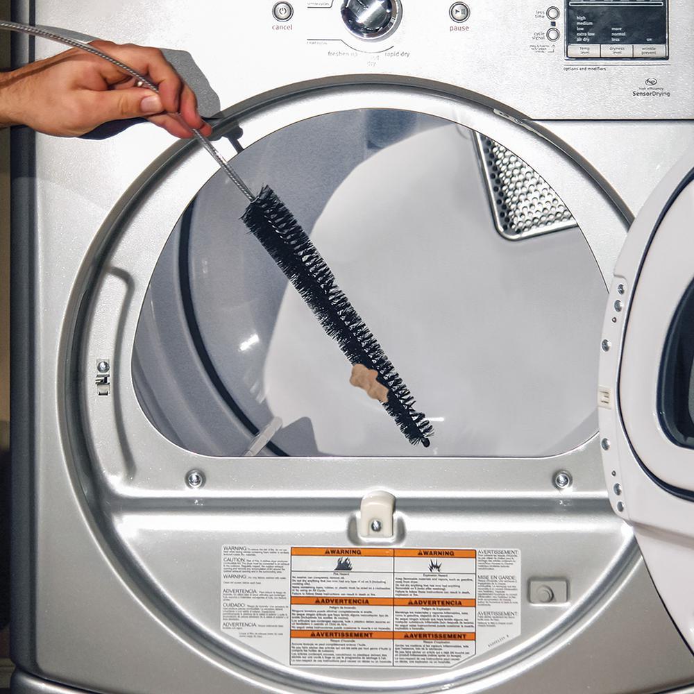 Dryer Vent Lint Removal Kit