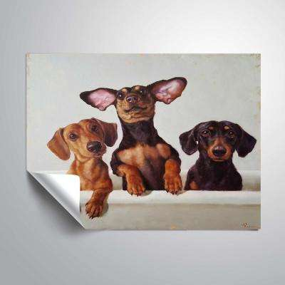 '3 Amigos'  Removable Wall Mural
