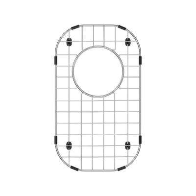 14 in. x 9 in. Sink Bottom Grid for Select Artisan Sinks in Stainless Steel